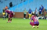 Trabzonspor'un, İstanbul takımlarına karşında yenilmezlik serisi son buldu