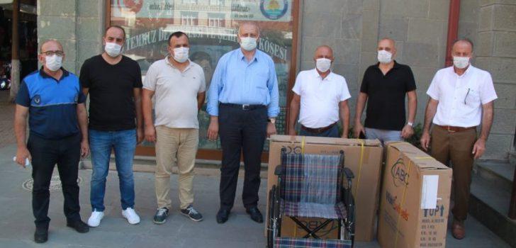 Başkan Çebi'den Engelsiz Yaşam İçin Tam Destek, Hep Destek
