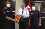 Başkan Çebi'nin İtfaiye Haftası Mesajı