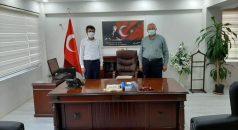 Başkan Çebi'den Kaymakam Kula'ya Ziyaret