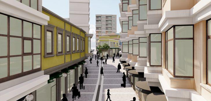 Akçaabat'ta sokak sağlıklaştırma projesi hayata geçiriliyor