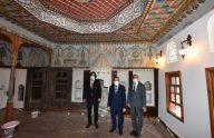 """Trabzon'daki """"Tarihi Kundupoğlu Konağı""""nın restorasyonunda sona gelindi"""