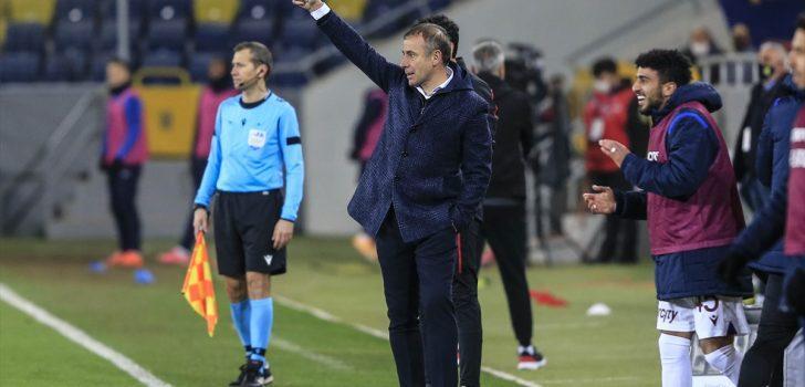 """""""Oyun disiplininden kopmak Trabzonspor'a yakışmadı"""""""