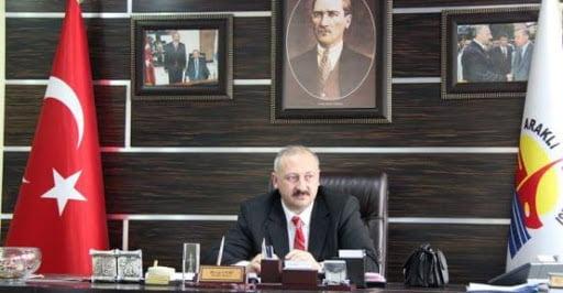 Başkan Çebi'nin 10 Kasım Atatürk'ü Anma Günü Mesajı