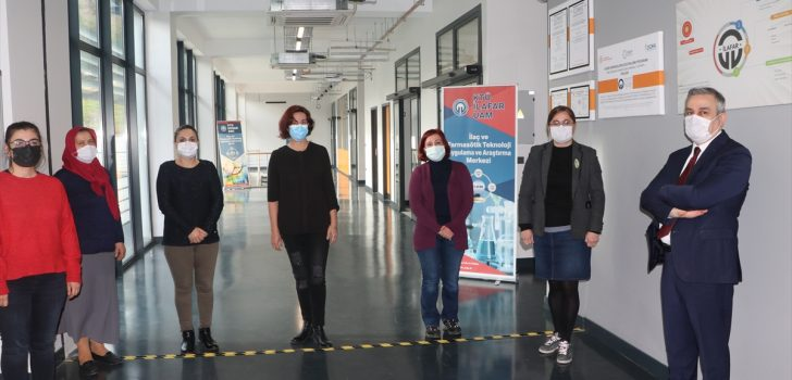 """Uluslararası firmaların """"tıbbi malzeme toksik risk değerlendirmesi"""" Trabzon'da yapılıyor"""
