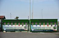 Ortahisar Belediyesi Sıfır Atık Projesi kapsamında geri dönüşüm konteynerleri yerleştirmeye başladı