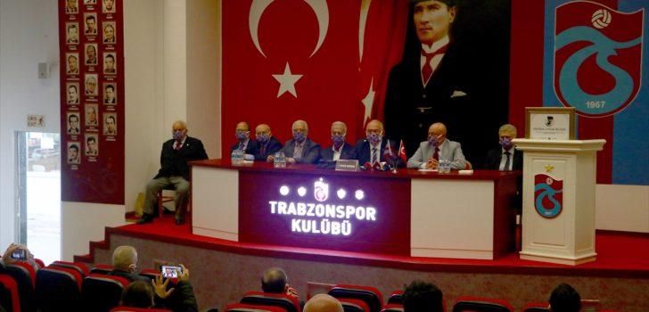 Trabzonspor Divan Kurulu Başkanı Ali Sürmen, yeniden aday olacağını açıkladı