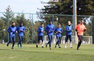 Trabzonspor, Medipol Başakşehir ile oynayacağı TFF Süper Kupa maçının hazırlıklarına başladı