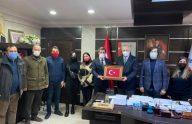 Genç Trabzon'lular Derneğinden Başkan Çebi'ye Ziyaret