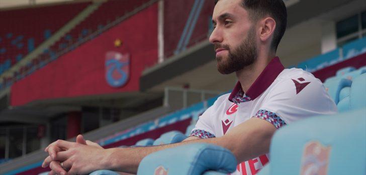 Trabzonspor'un yeni transferi Yunus Mallı'dan taraftarlara mesaj
