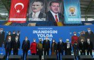 AK Parti Genel Başkanvekili Kurtulmuş, Trabzon 7. Olağan İl Kongresi'nde konuştu: