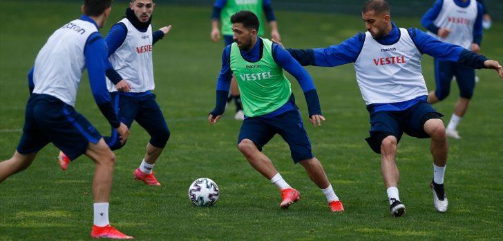 Trabzonspor, Antalyaspor maçının hazırlıklarını sürdürüyor