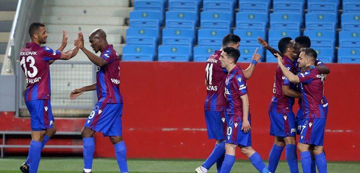 Trabzonspor-Gençlerbirliği maçının ardından