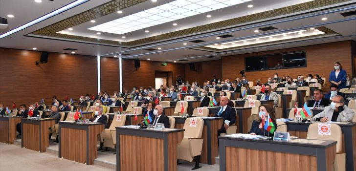 Ortahisar Belediyesi meclis başkanvekilleri İsrail'in saldırılarını kınadı