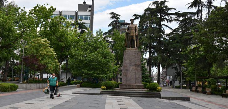 Trabzon'da bugün de sakinlik yaşanıyor