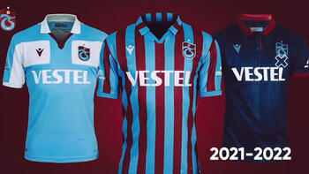 Trabzonspor yeni sezon formalarını özel video ile tanıttı