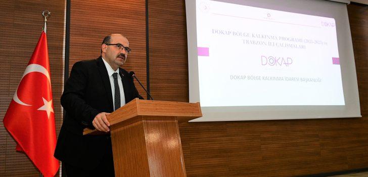 DOKAP Toplantısı Trabzon'da yapıldı