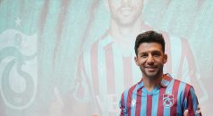 Trabzonspor, İsmail Köybaşı ile sözleşme imzaladı