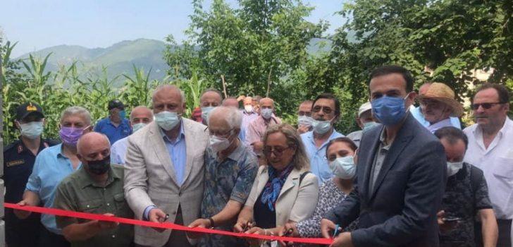 Pervane Mahallesinde Müze Açılışı Gerçekleştirildi