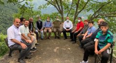 Başkan Çebi Her Hafta Bir Mahallede Vatandaşlarla Bir Araya Geliyor