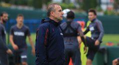 Trabzonspor olarak gelişmeye devam ediyoruz