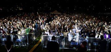 """""""Trabzon Genç Fest"""" etkinlikleri Resul Dindar konseriyle başladı"""