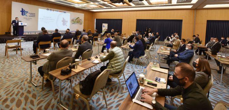 Trabzon Turizm Konseyi Genel Kurul toplantısı yapıldı