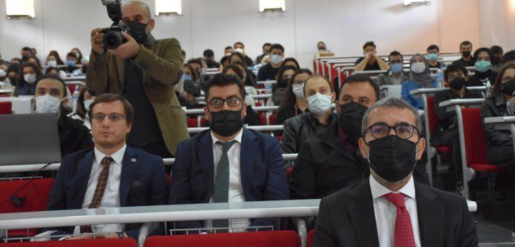 Türkiye İnsan Hakları ve Eşitlik Kurumu Başkanı Muharrem Kılıç, Trabzon'da derse katıldı