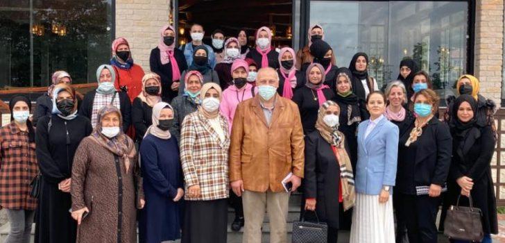 Başkan Çebi Kadın Kollarıyla Bir Araya Geldi