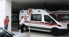 Balıkesir'de otomobil ile kamyon çarpıştı: 1 ölü