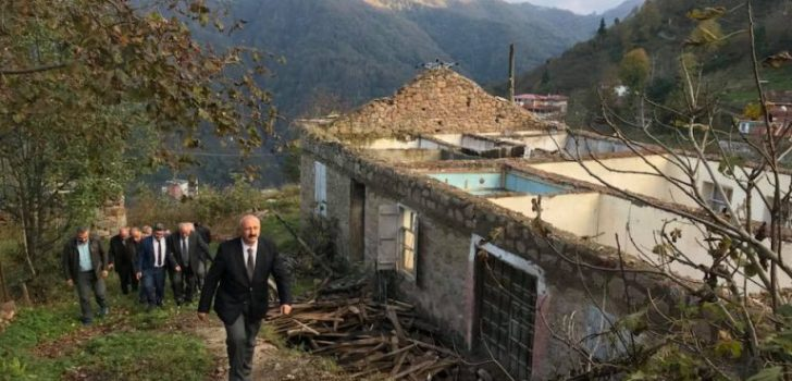 Araklı'da O Okul Müze ve Kütüphane Olacak