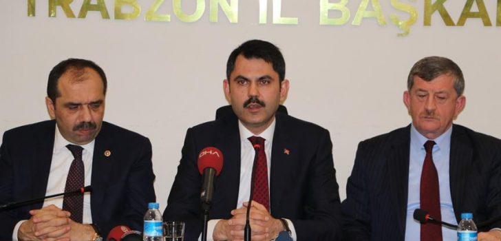 'Trabzon genelinde 4 milyar 624 milyon liralık yatırım yaptık'