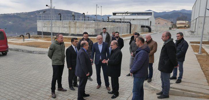 Trabzon Büyükşehir Belediyesinden 110 milyon liralık yatırım
