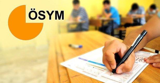 ÖSYM'den YKS başvuruları için '6 Mart' hatırlatması