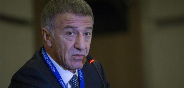 Trabzonspor Kulübü Başkanı Ağaoğlu: Bu kulüp iflasın eşiğinden döndü