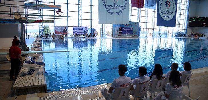 Çanakkale Zafer Kupası Atlama Şampiyonası, Trabzon'da başladı