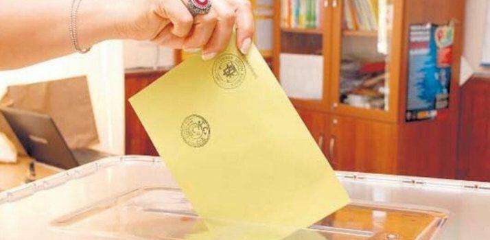 Trabzon'da o mahallede seçim iptal edildi