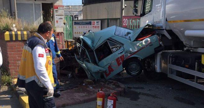 Trabzon'da talihsiz kaza – Genç adam tarlada çalışırken…