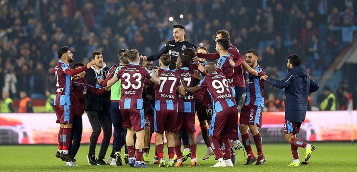 Trabzonspor yeni stadında en iyi sezonunu yaşıyor