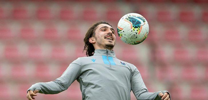 Trabzonspor'un orta saha oyuncusu Abdülkadir Ömür, sakatlığı sonrası yaşadıklarını anlattı: