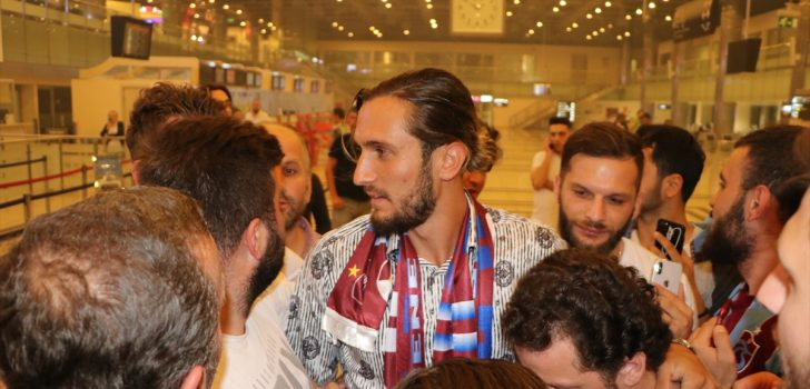 Trabzonsporlu Yazıcı transfer görüşmesi için Fransa yolcusu