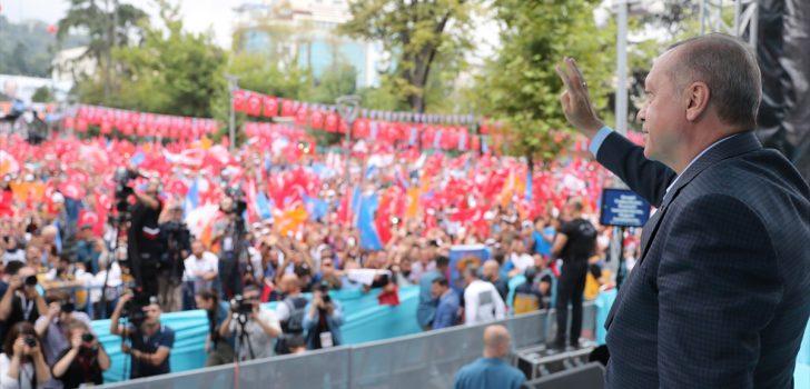 Trabzon Toplu Açılış Töreni