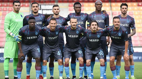 Trabzonspor'un 2 yıldızı kadroya alınmadı!