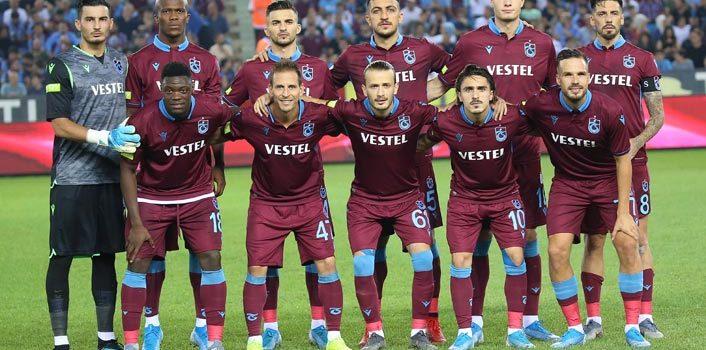 Trabzonspor 129. kez Avrupa'da