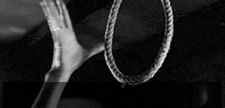 Trabzon'da kadın iple asılı halde bulundu