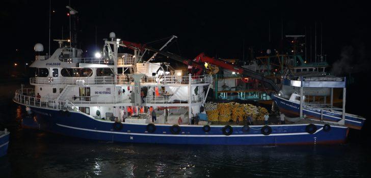 """Trabzon'da balıkçılar """"vira bismillah"""" dedi"""