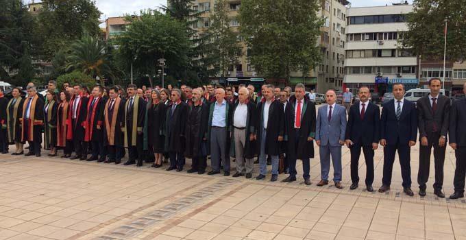 Trabzon Bölge Adliye Mahkemesi törenle açıldı
