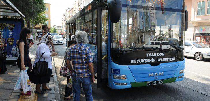 Trabzon Büyükşehir olunca Rize'ye neden otobüs seferi yapamadı..