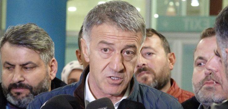Ağaoğlu'ndan son dakikasındaki penaltı kararına tepki
