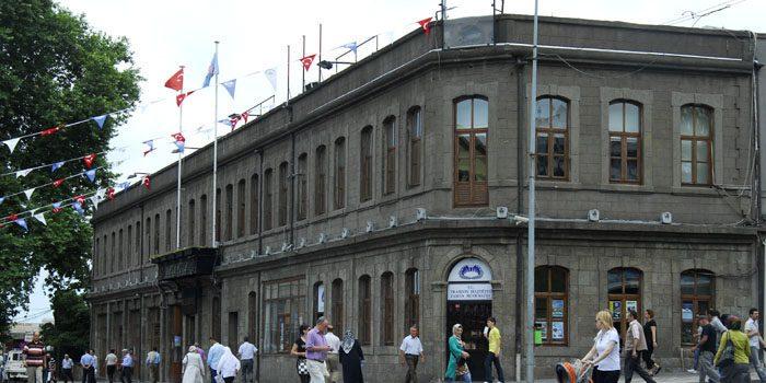 Trabzon'da Büyükşehir Belediyesinin koronavirüs denetimleri sürüyor